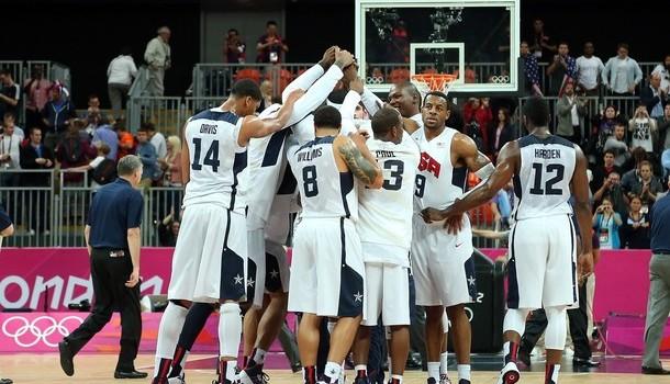 Olympics Day 6 - Basketball