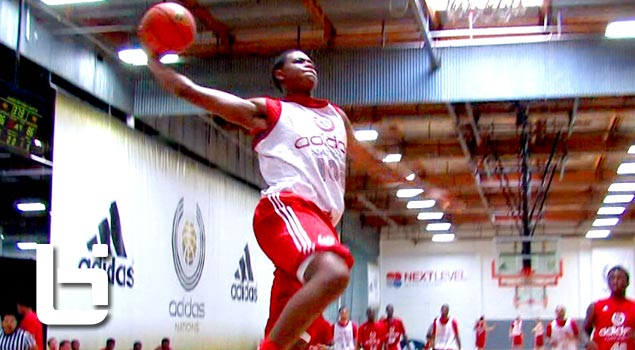 2012 Adidas Nations Mixtape Recap