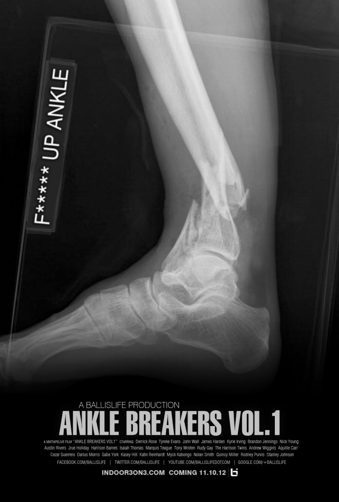 Ankle Breakers Volume 1