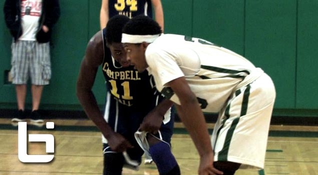 Ballislife | Marcus Lovett vs Aaron Holiday