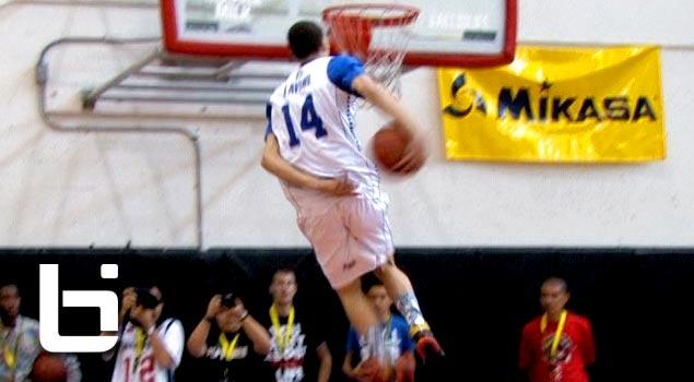Ballislife | Zach LaVine Dunk Contest Winner