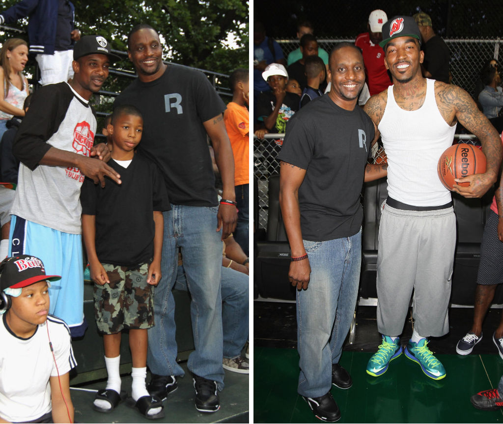 Ballislife | Dee Brown Pumpin' Up at Rucker Park