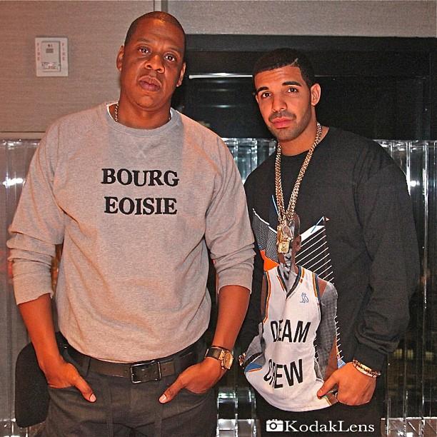 Ballislife | Jay Z & Drake