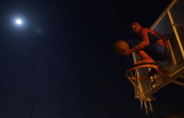 Ballislife | Ball Up Streetball spiderman