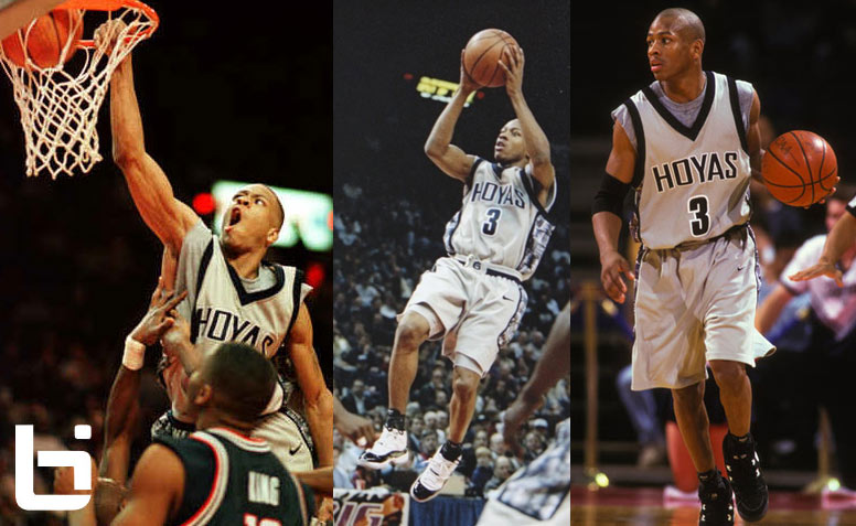 Ballislife | Allen Iverson College Action Shots
