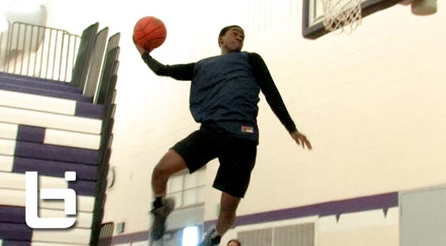 Ballislife | High Schoolers Show out at Tony Wroten Camp Dunk Contest
