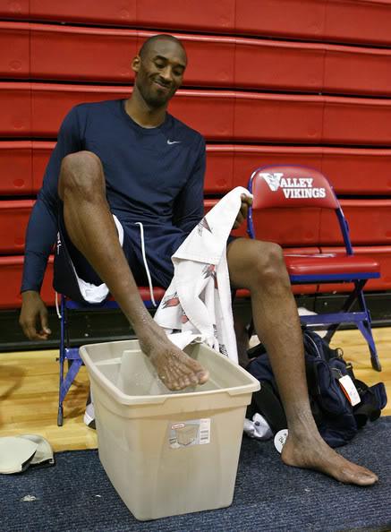 Ballislife | Kobe Bryants Feet