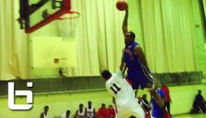 Cliff Alexander poster dunk
