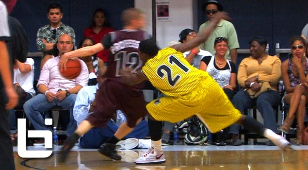 The Professor & Bone Collector Break Ankles All Season Long! BEST of Ball Up 2014!