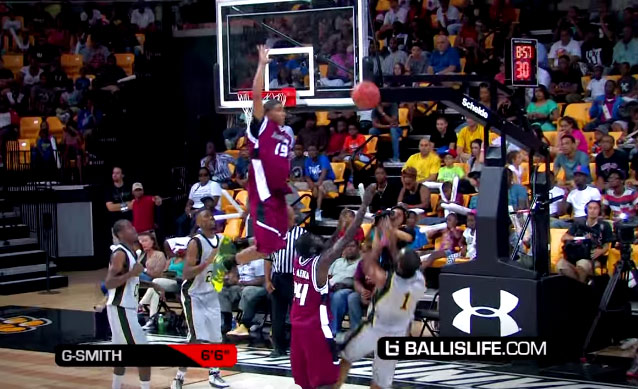 G-Smith is a beast & these 3 vine clips prove it