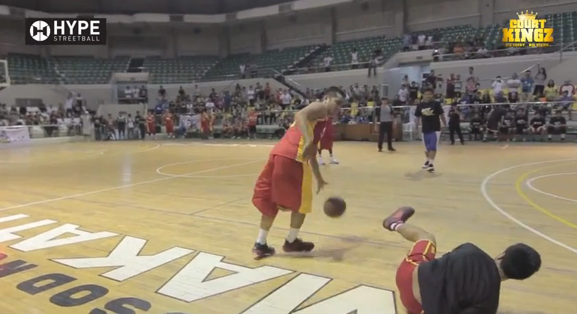 Ankle breakers of the Day: Hot Sauce & Hype Streetball in the Philippines