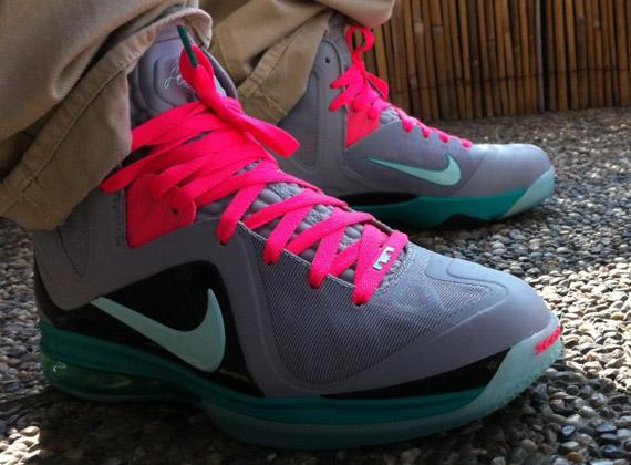 97395075336 Nike Air Jordan Retro 11 XI Concord Low Black White Men Shoes 528895-153.  lebron james south beach edition